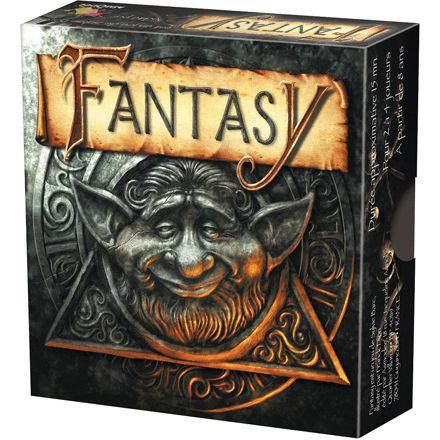 Jeu Fantasy - Version Francaise