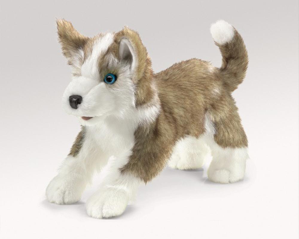 Marionnette Loup 33 cm