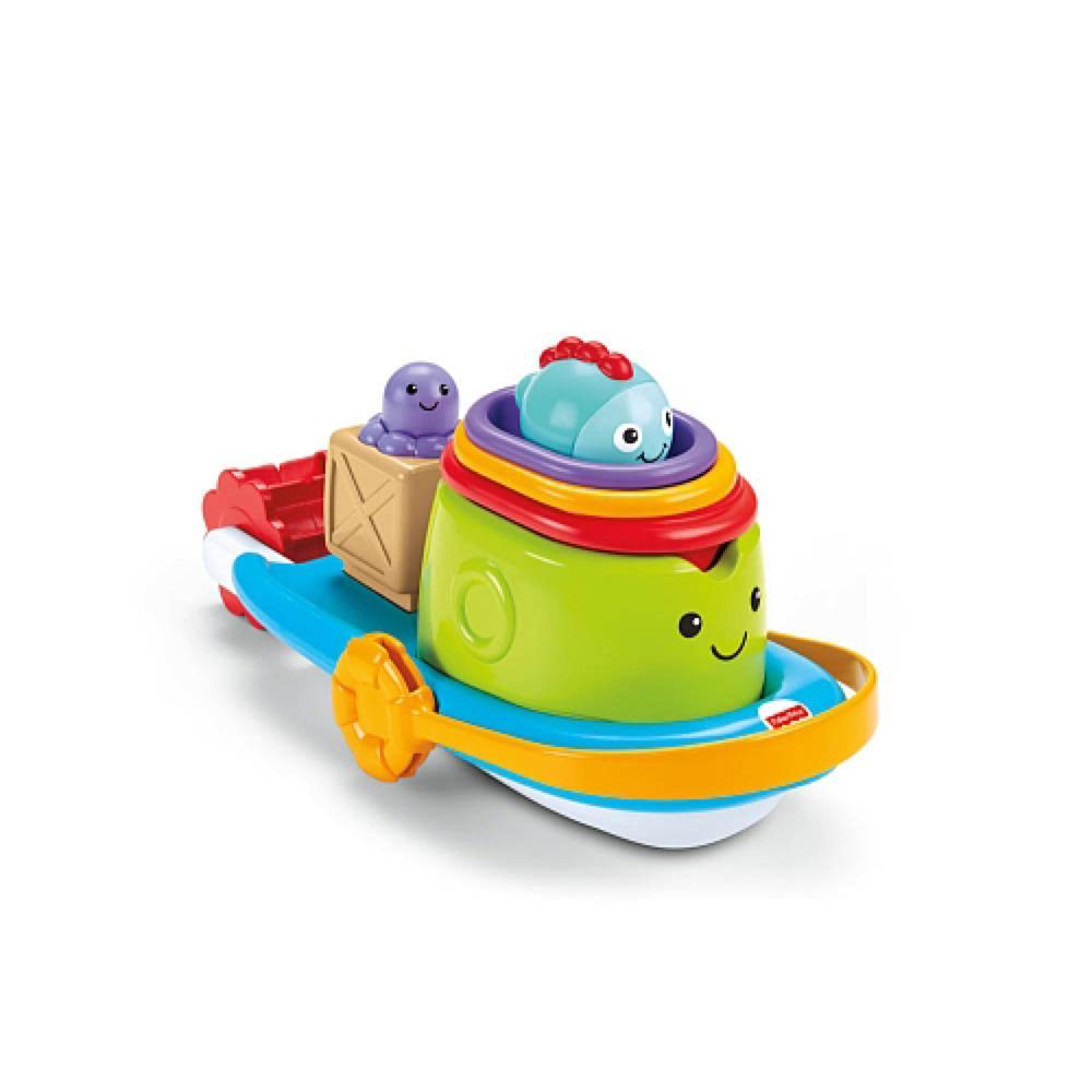 Fisher Price - Mon bateau rigolo