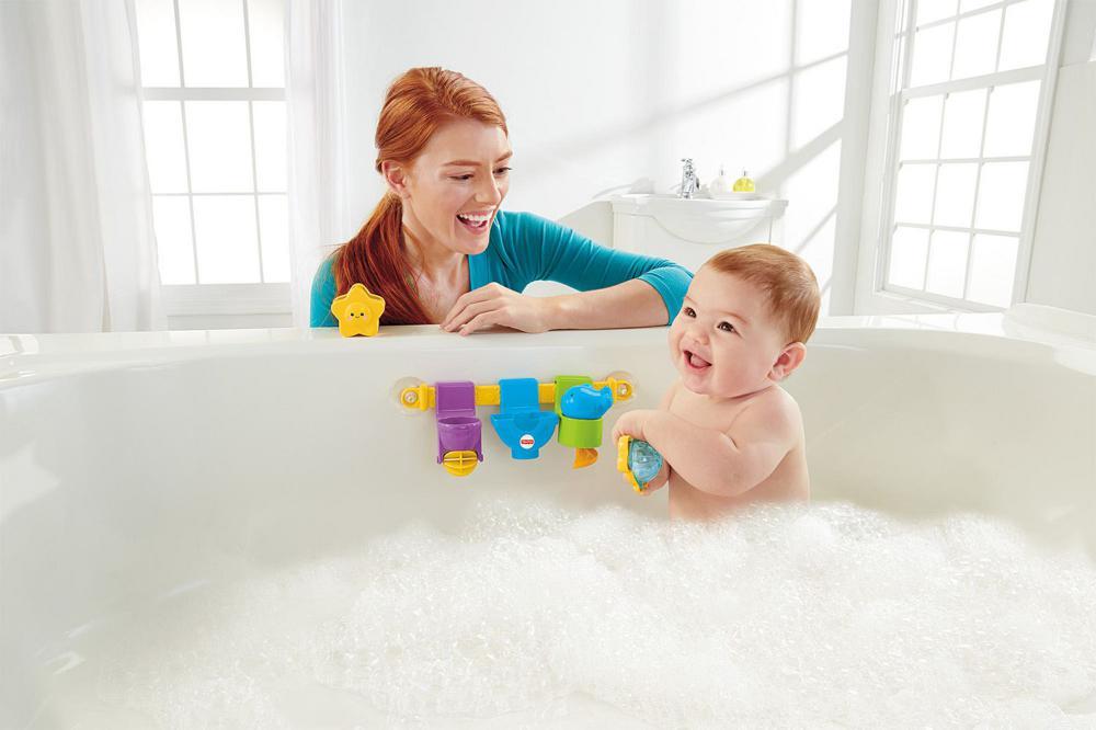 Barre d'activités pour le bain
