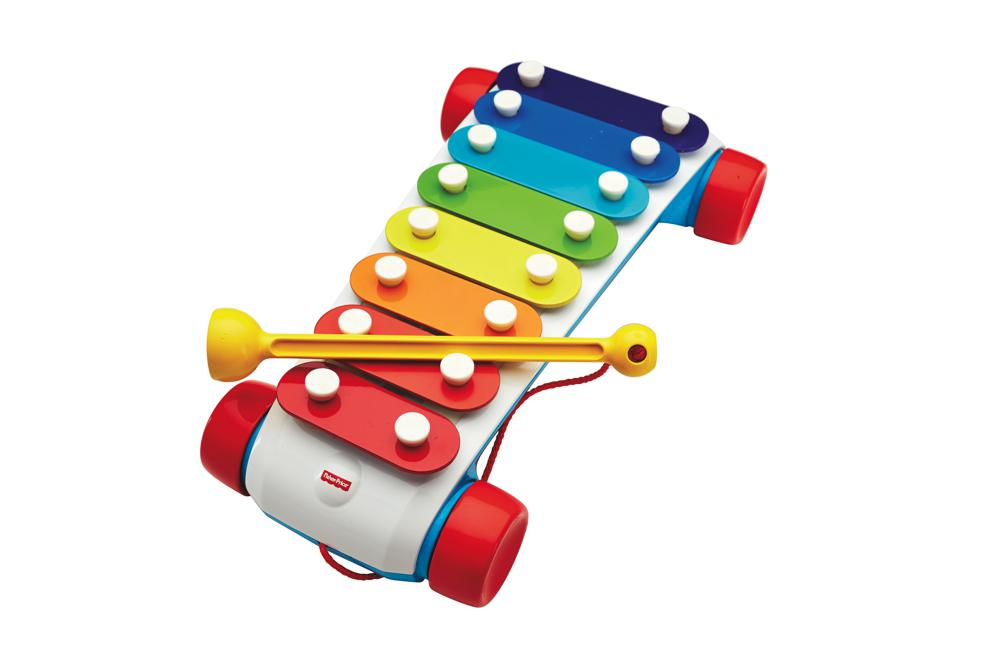 Fisher Price - Xylophone classique