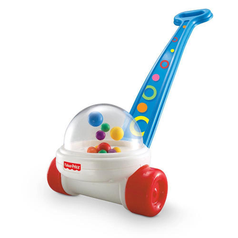 Fisher Price - Trotteur à billes