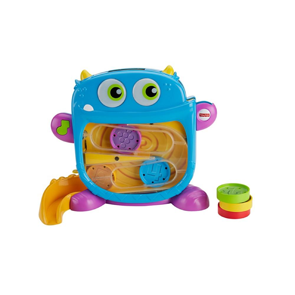 Fisher Price - Labyrinthe monstre affamé