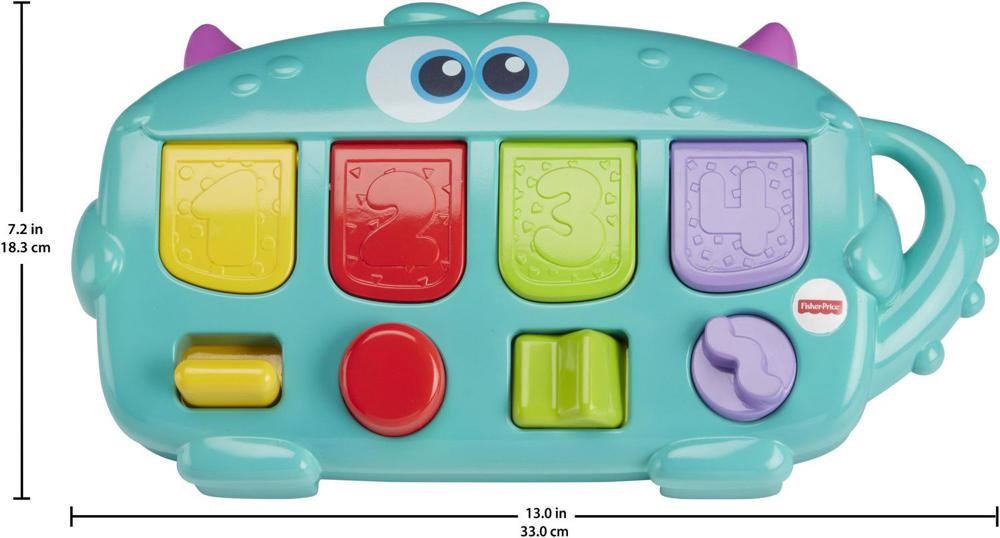 Fisher Price - Monstres Surprises