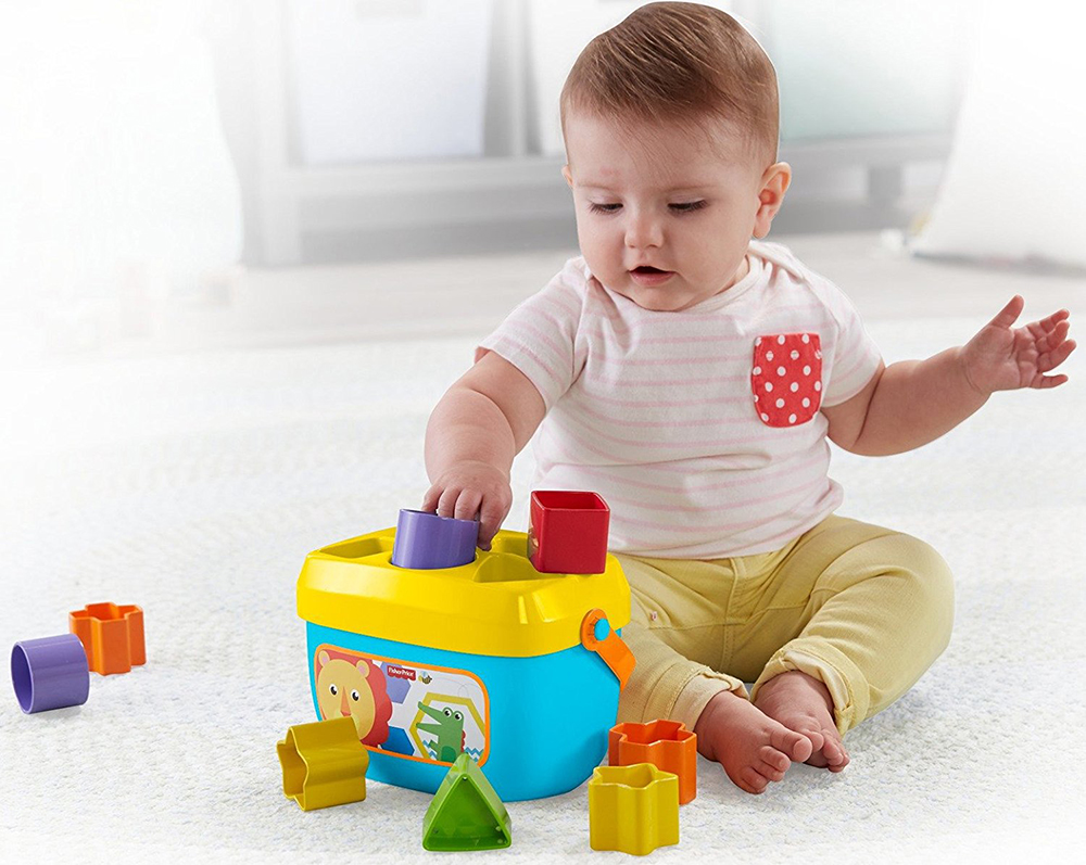 Fisher Price - Mes premiers blocs