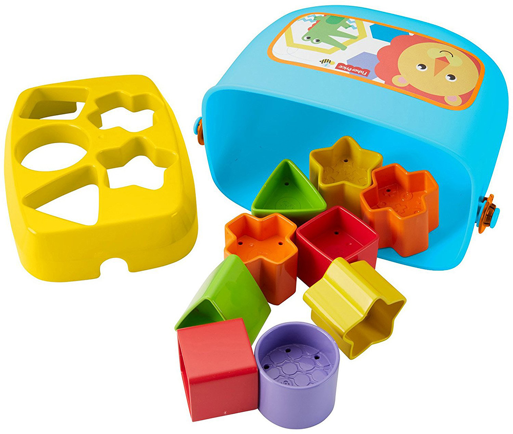 Fisher Price - Mes premiers blocs