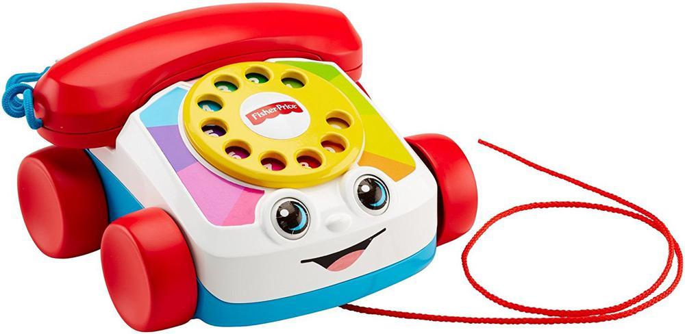 Fisher Price - Téléphone à tirer