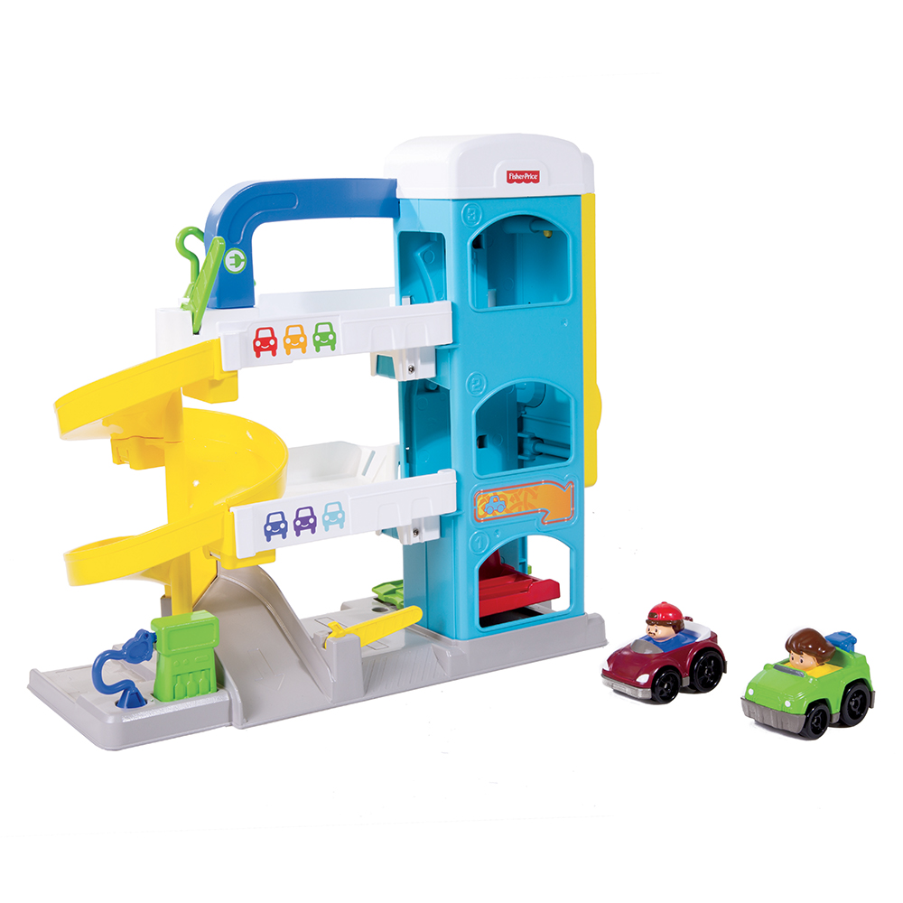 Little People - Garage de l'aimable voisin