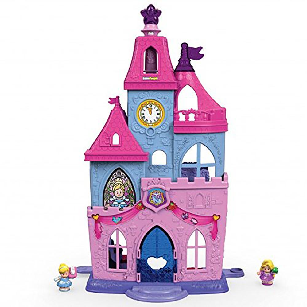 Little People - Château de princesse magique