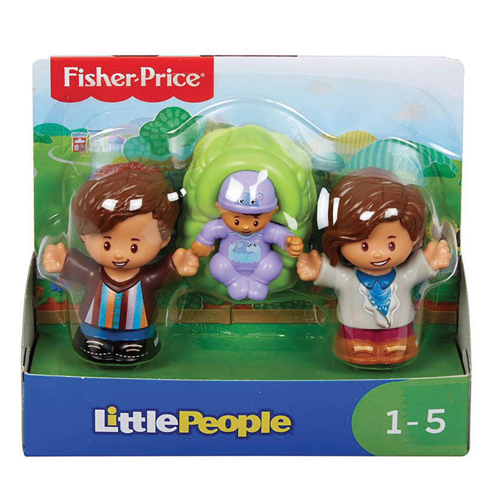 Little People Ensemble Famille assortis