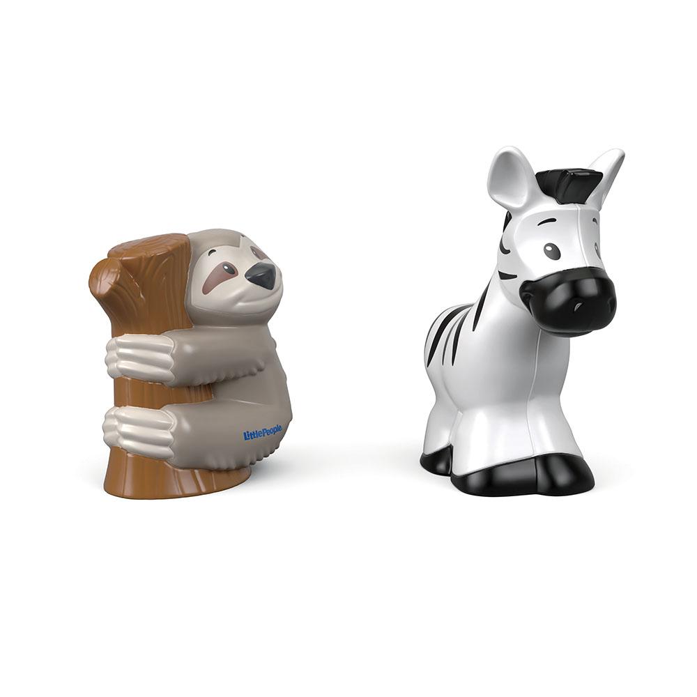 Little People - Ensemble de 2 animaux assortis