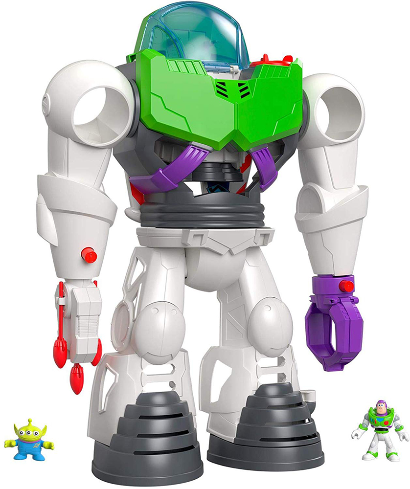 Imaginext - Histoire de jouets 4 Buzz Bot