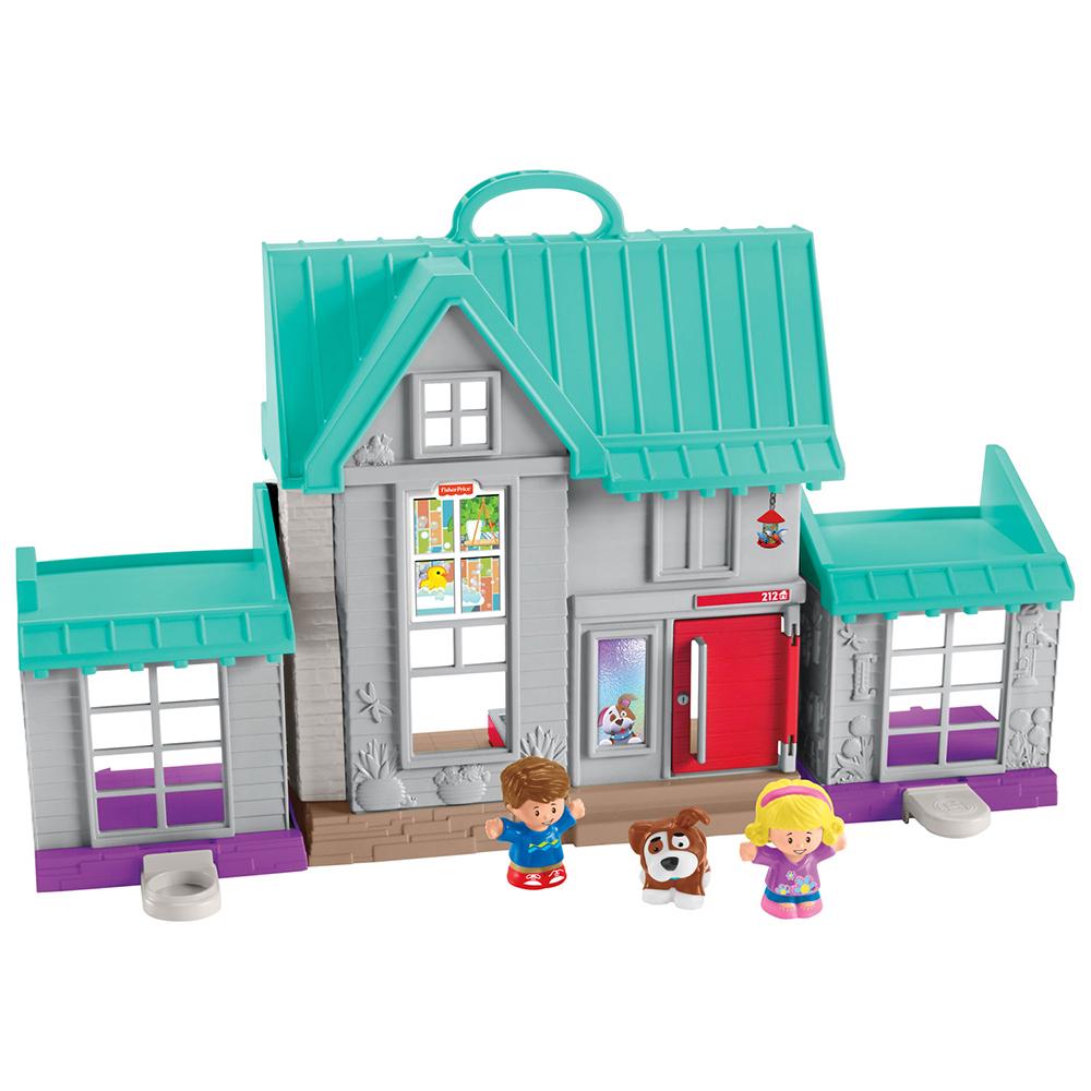 Little People - Maison de l'entraide Version Bilingue