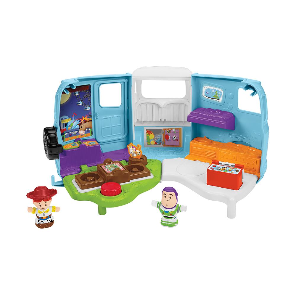 Little People - Histoire de jouets 4 Campeur