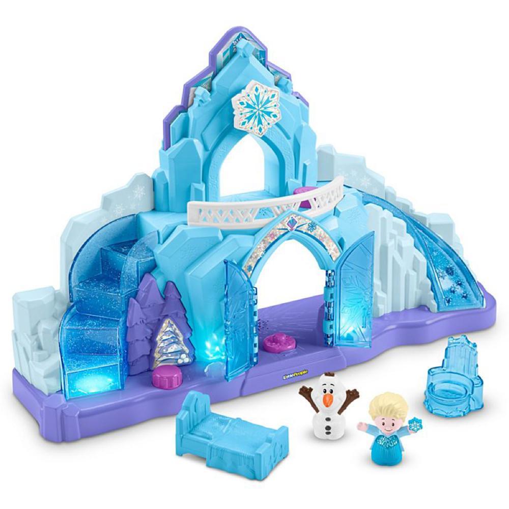 Little People - La Reine des neiges Palais de glace Elsa