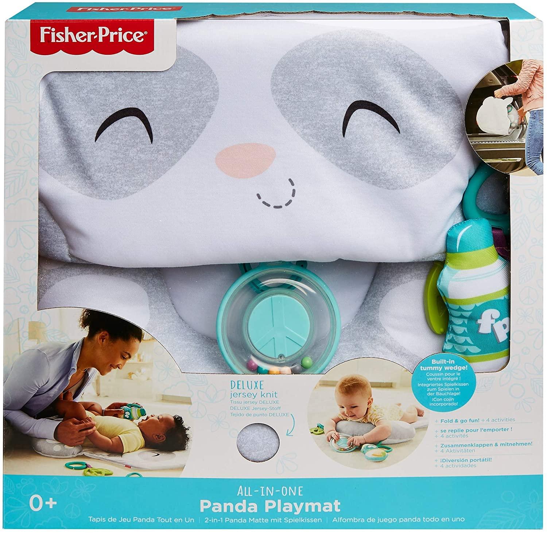 Fisher Price - Mon tapis de jeu Panda