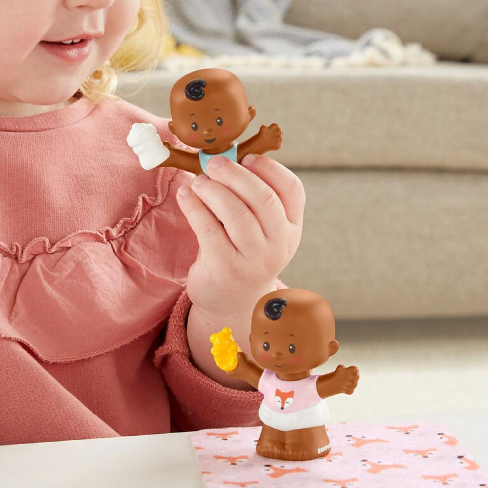 Little People - Babies Ensemble Snuggle Twins assortis