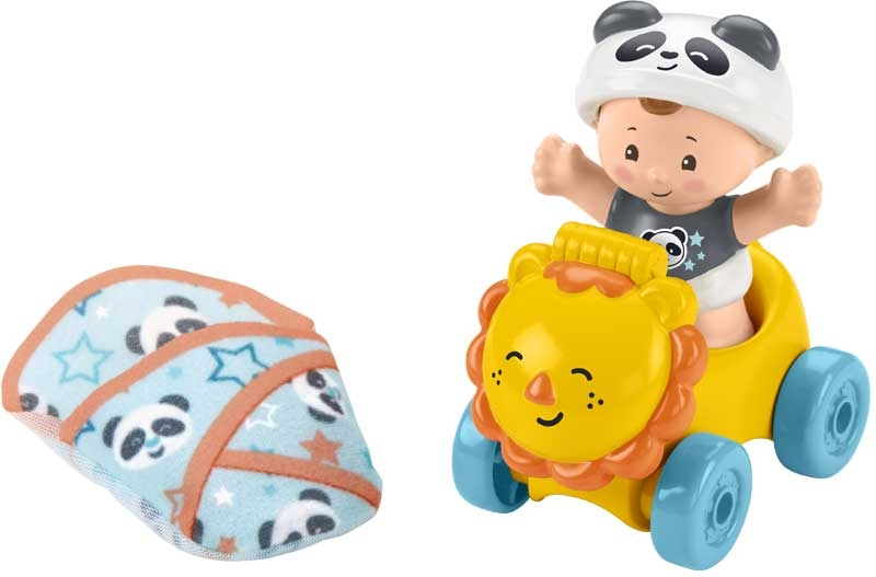 Little People - Babies Ensemble 2 Figurines Bundle N' Play assortis