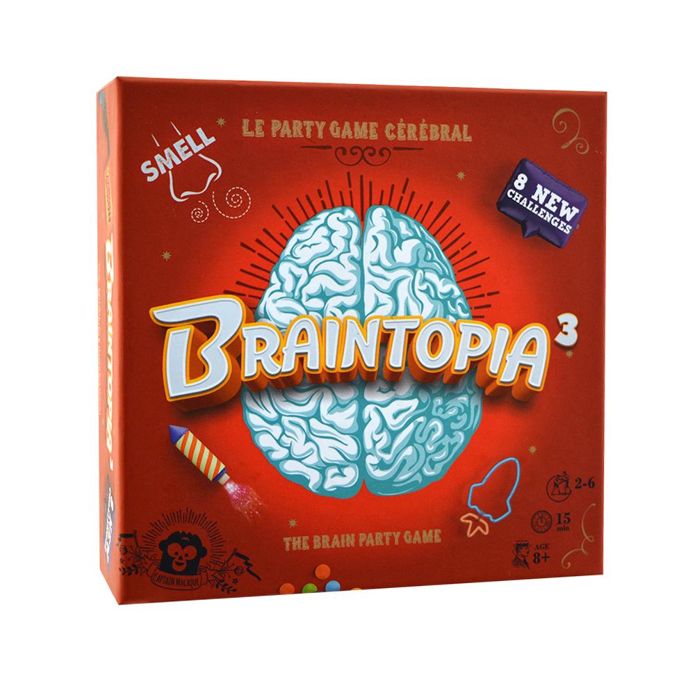 Jeu Braintopia 3
