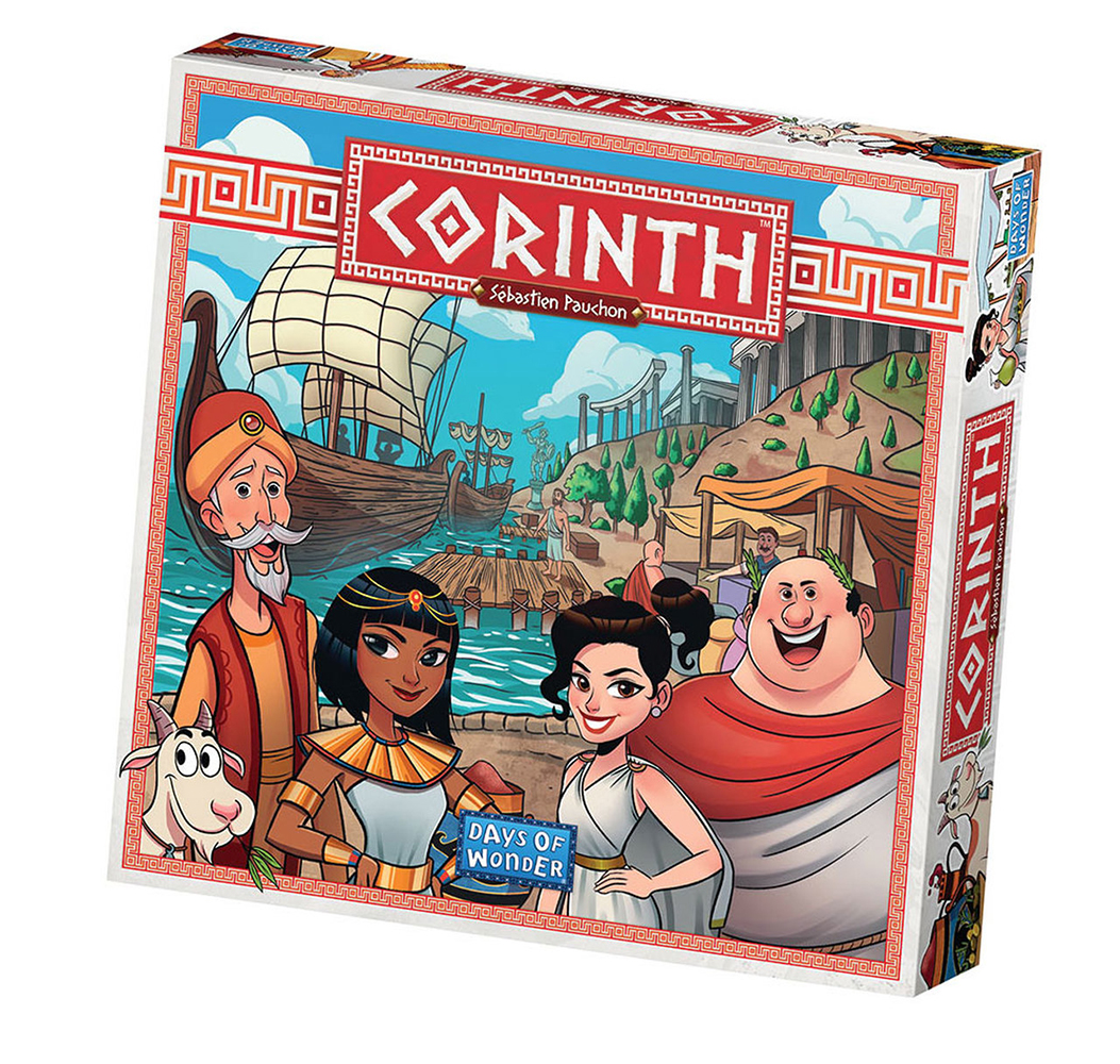 Jeu Corinth