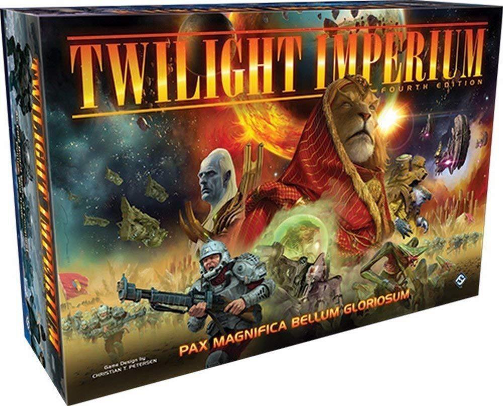 Jeu Twilight Imperium 4e Edition