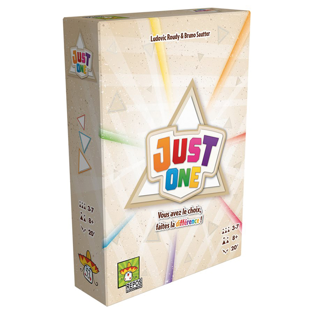 Jeu Just One