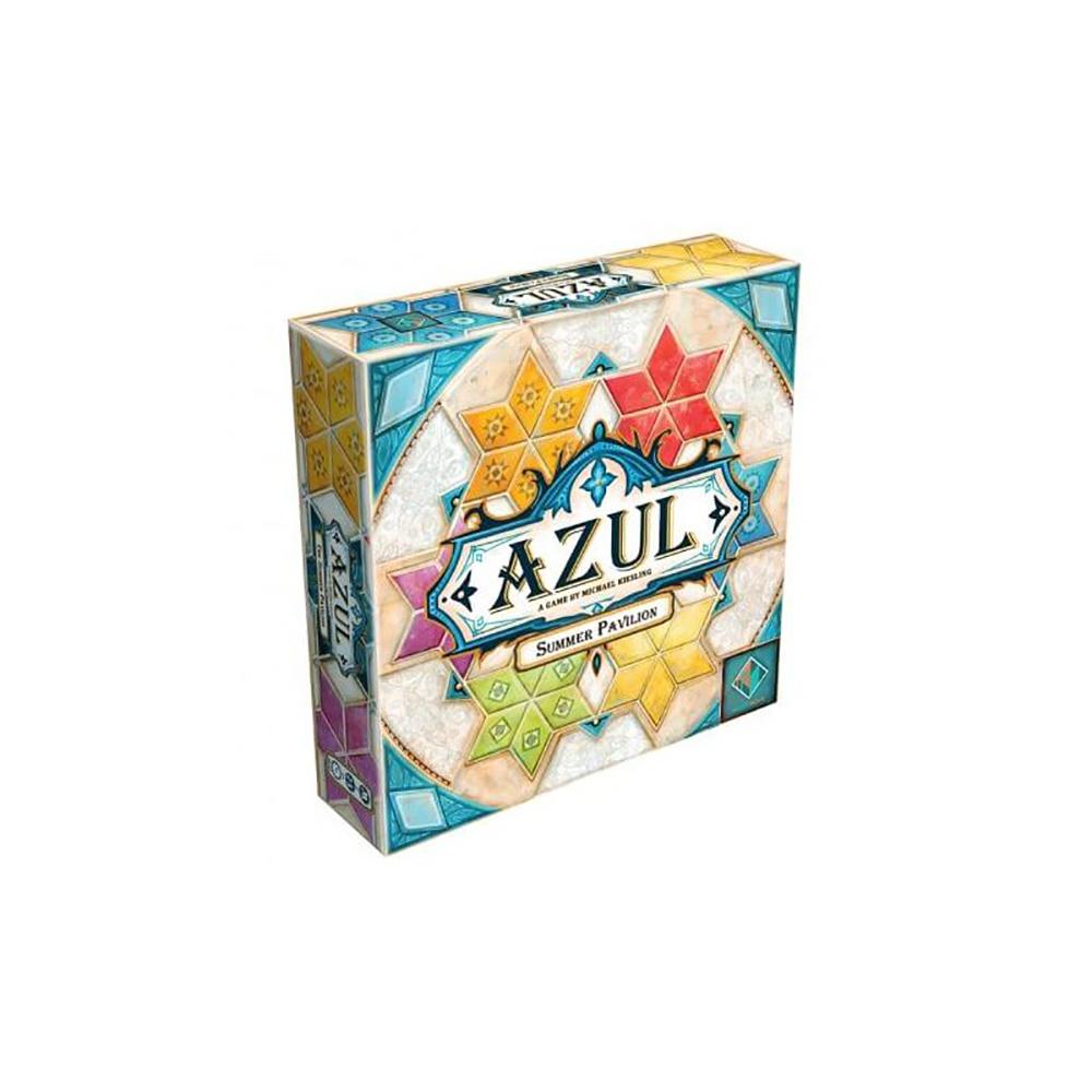 Jeu Azul - Pavillon d'été