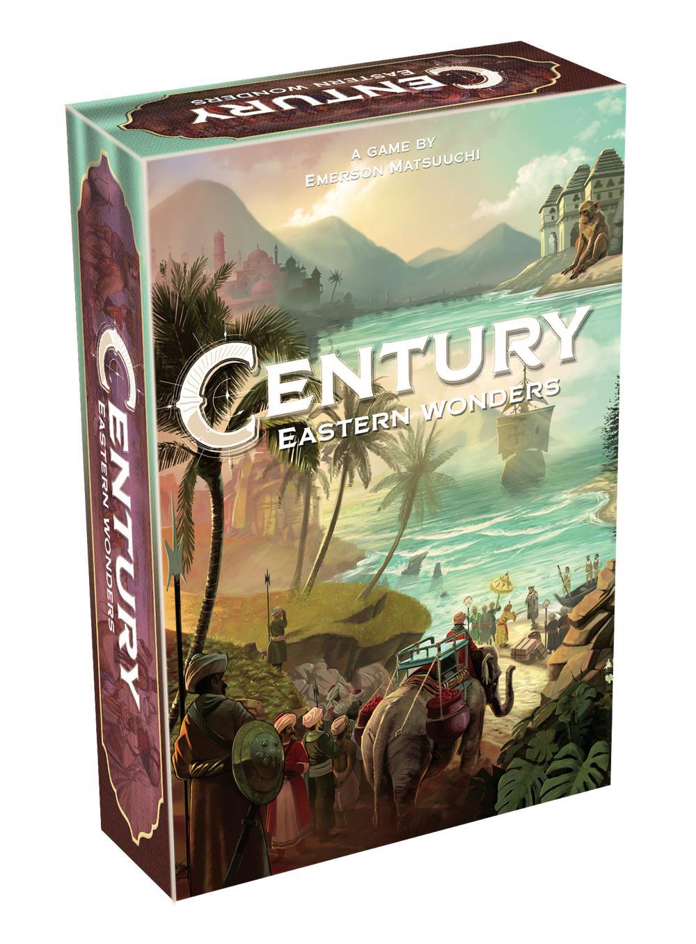 Jeu Century - Merveilles Orientales