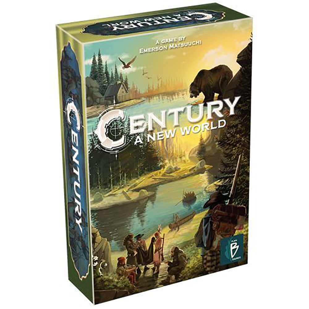 Jeu Century - A new world
