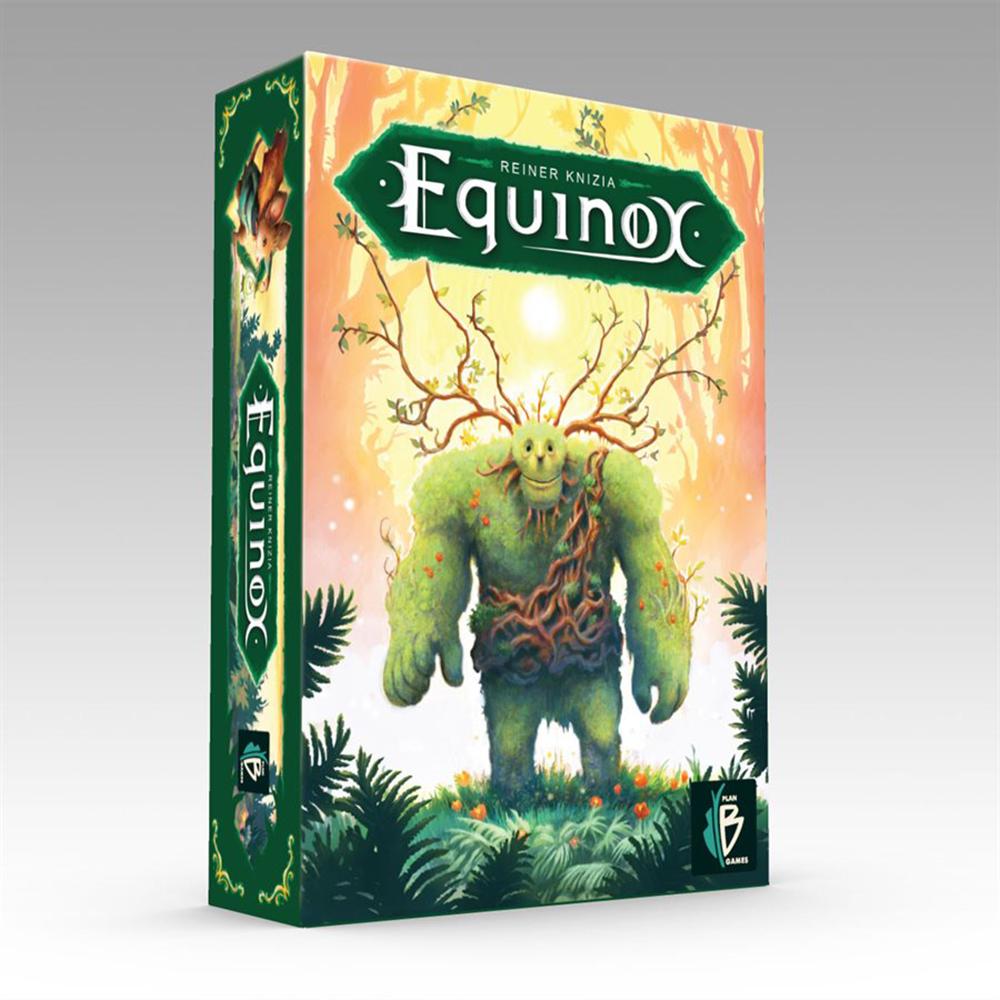 Jeu Equinox - Green Box