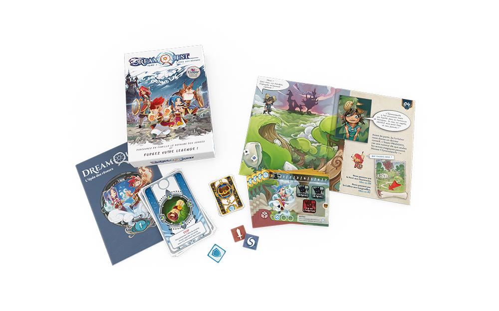 Jeu Dream Quest Version française