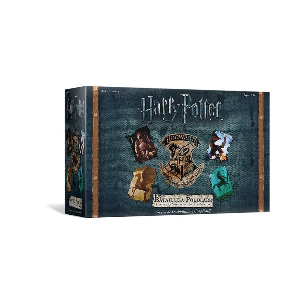 Jeu Harry Potter Hogwart'S Battle: The Monster Box Of Monsters Version française