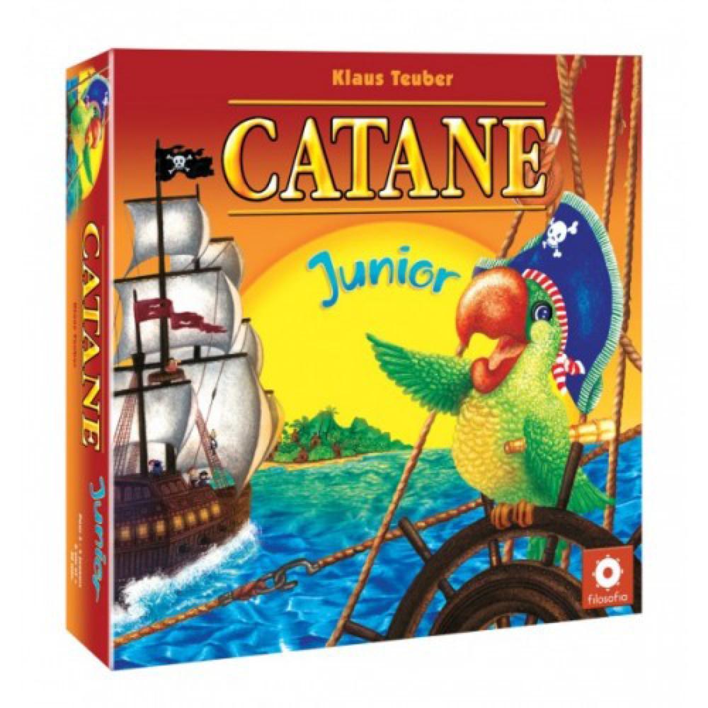 Jeu Catane Junior Nouvelle Édition