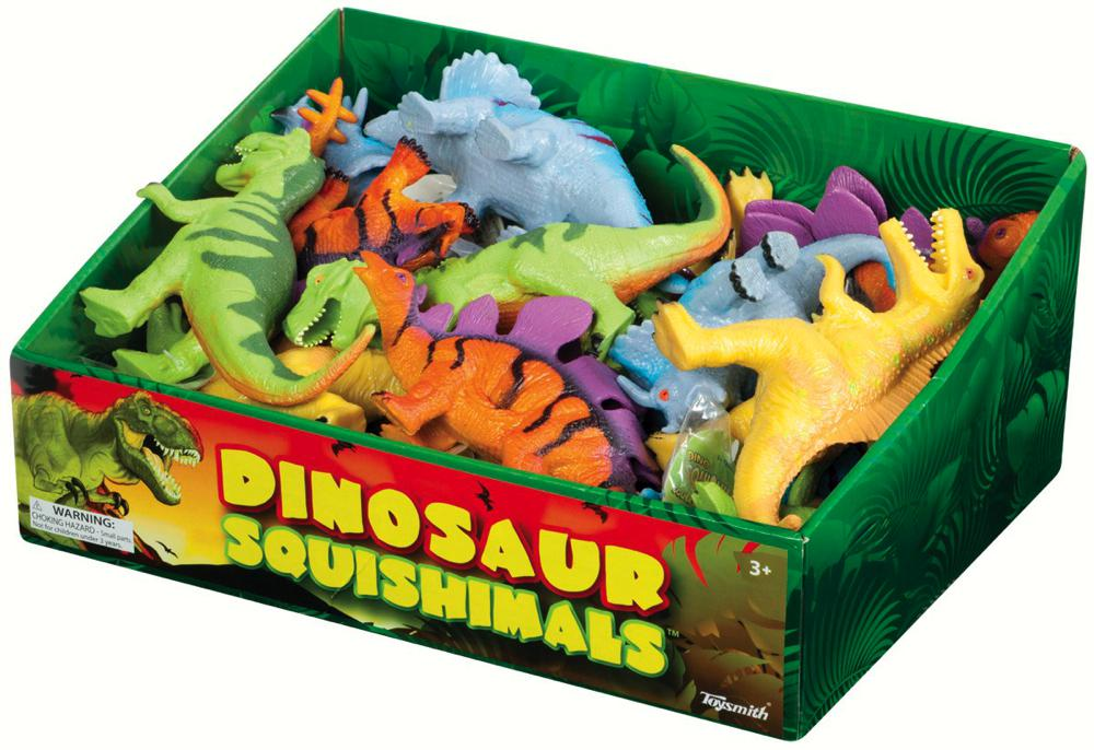 Squishimals Dinosaure