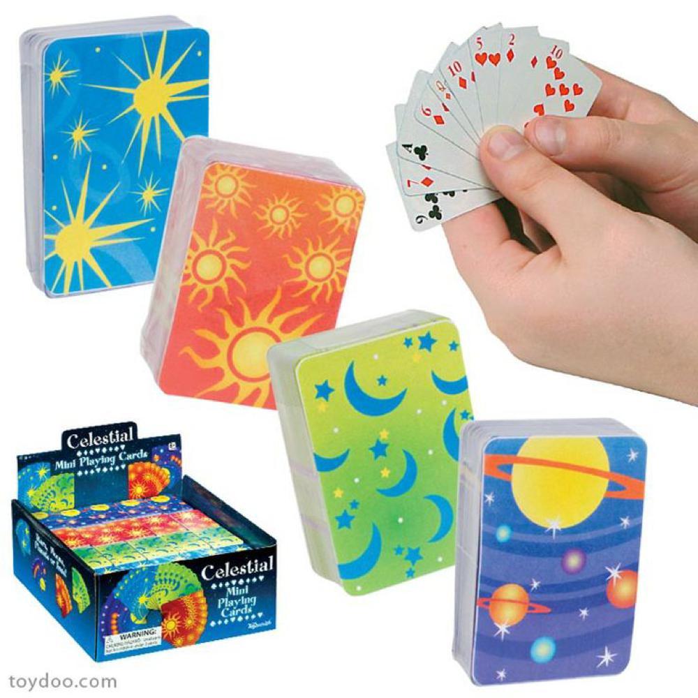 mini cartes jouer assorties club jouet achat de jeux et jouets prix club. Black Bedroom Furniture Sets. Home Design Ideas