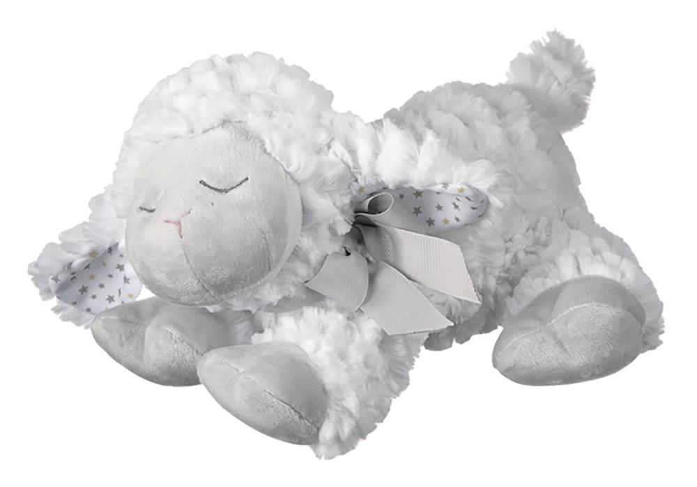 Peluche Mouton somnolent 25 cm