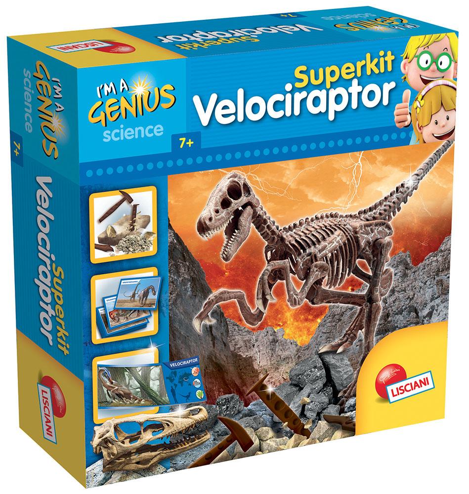 I'm a Genius - Super kit Velociraptor