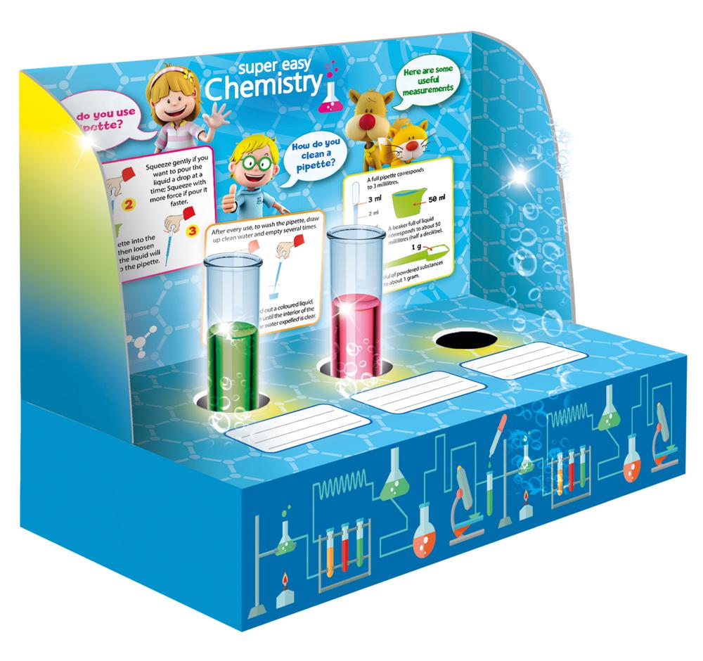 I'm a genius Super easy chemistry! Version anglaise