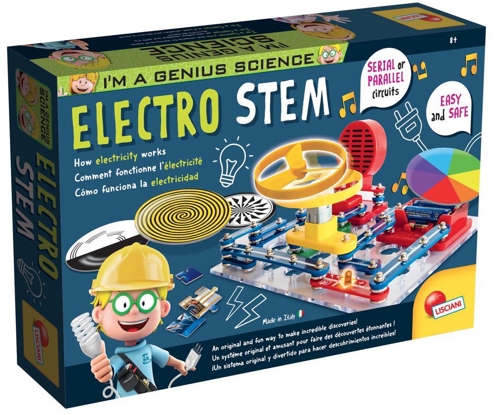 I'm a Genius - Laboratoire d'électricité Version bilingue