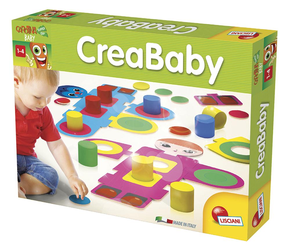 Carotte Baby Crea baby