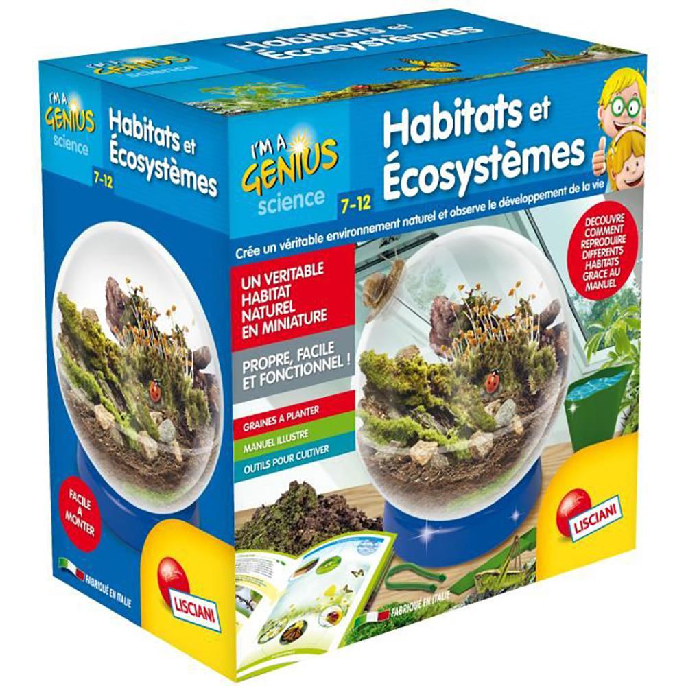 I'm a Genius Habitats & écosystèmes Version française