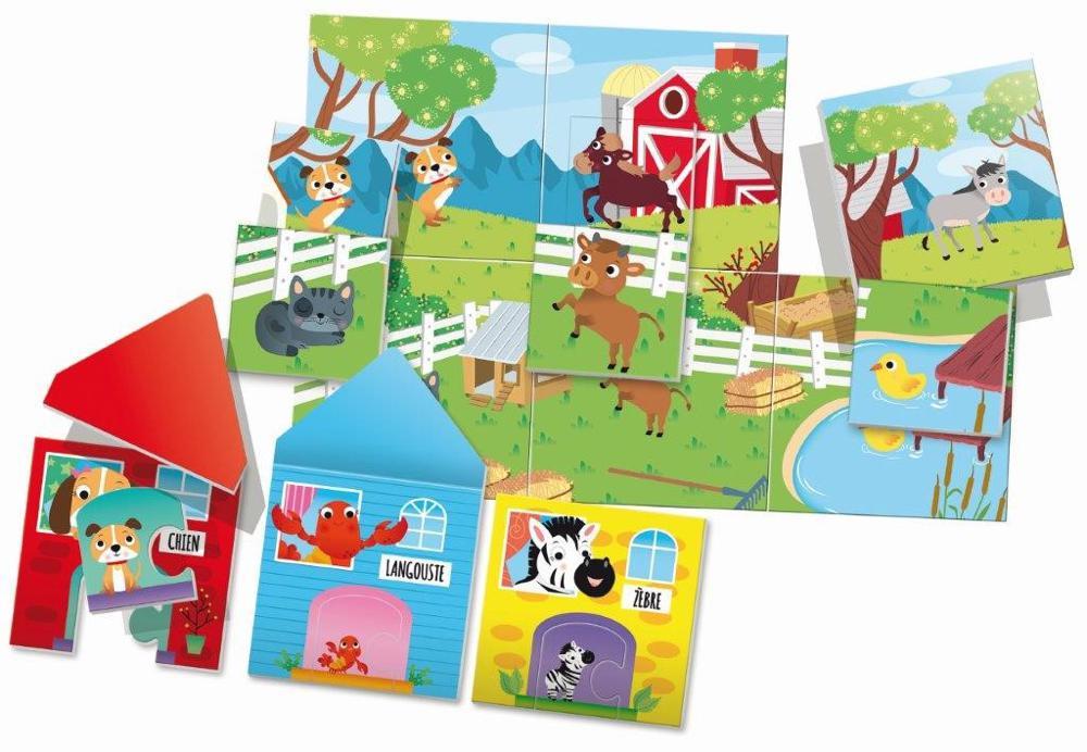 Carotina Preschool  animaux et environnements