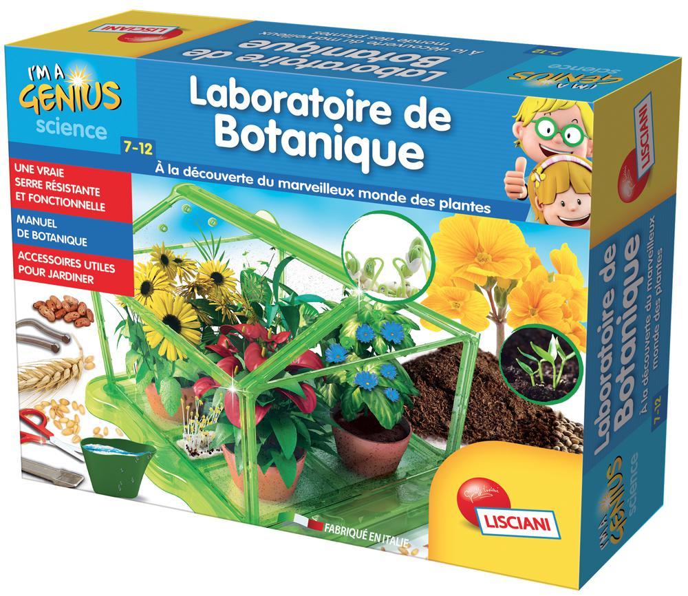 I'm a Genius - Laboratoire de botanique Version française