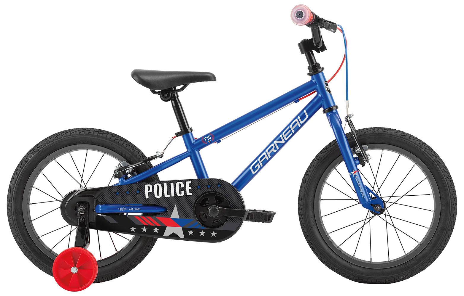 Vélo Louis Garneau F16 - Police