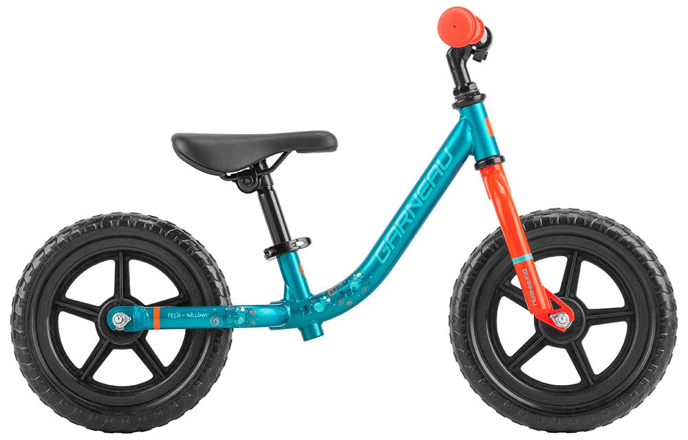 Vélo d'équilibre Louis Garneau Grenouille comique