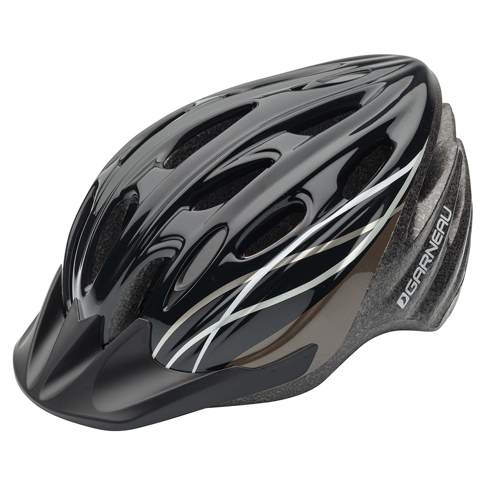 Louis Garneau - Casque Pro Junior - Noir