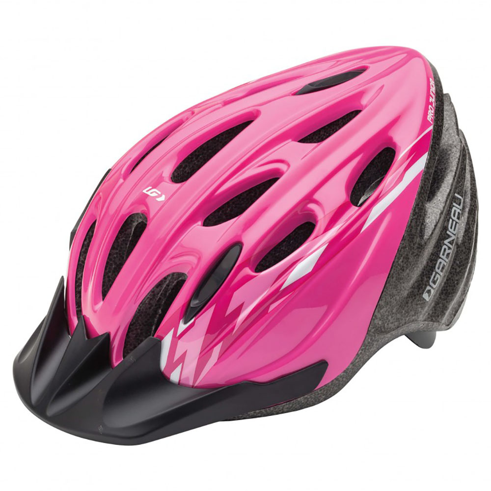 Louis Garneau - Casque Pro Junior Rose