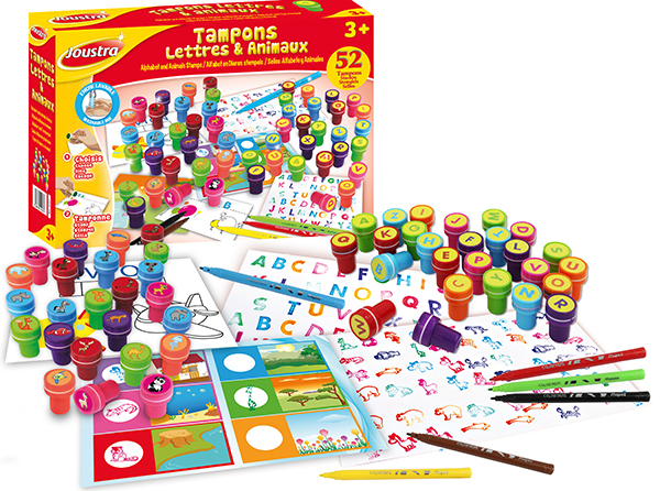 Tampons Animaux Joustra Lettres Joustra Et Joustra Animaux Tampons Tampons Et Lettres oexBWCdQr