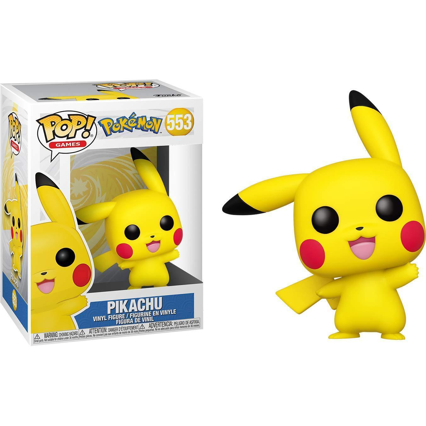 Funko Pop! Pokemon - Pikachu