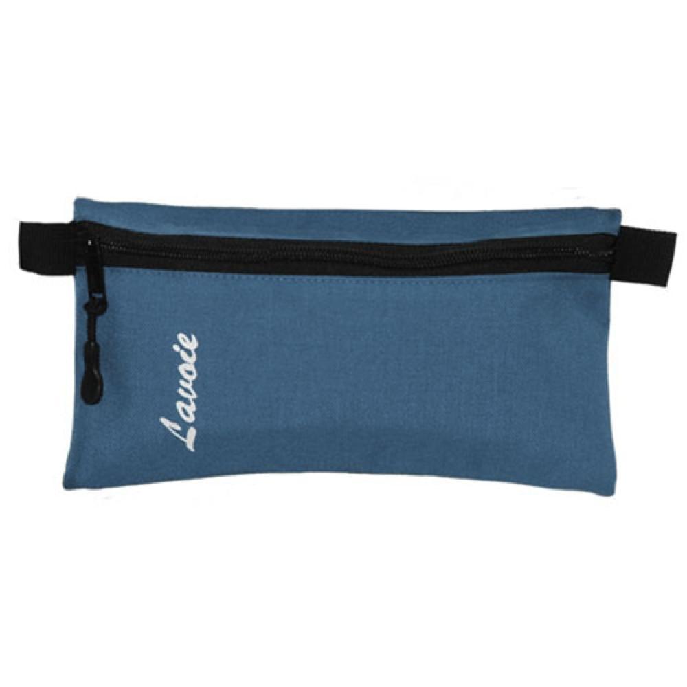 Lavoie - Étui simple bleu indigo